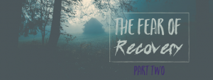 Top of the World Ranch - Fear of Recovery blog
